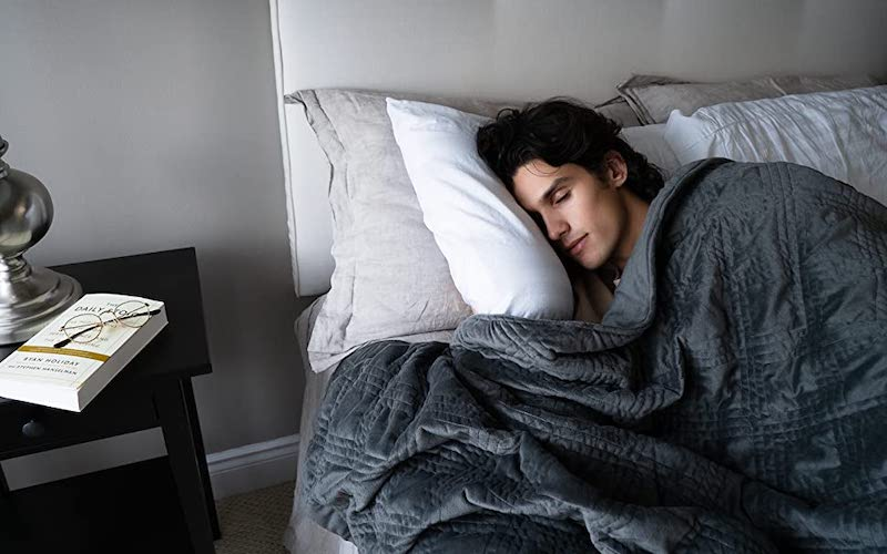 Hush Weighted Blanket review